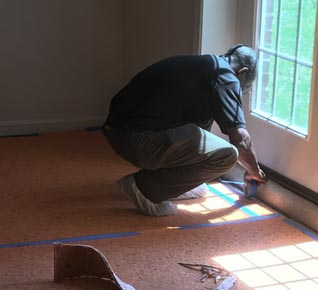 Carpet Installation Baytown