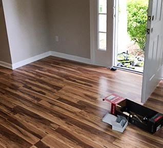 Hardwood Floor Refinishing & Installation Baytown